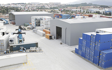 Tancomed Algeciras platform