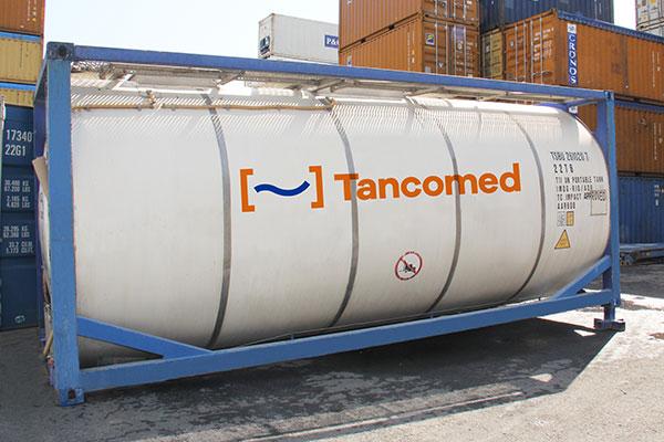 Tancomed - Isotank