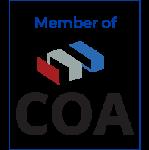 Member of COA
