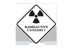 Radioactive category 1