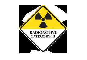 Radioactive category 3