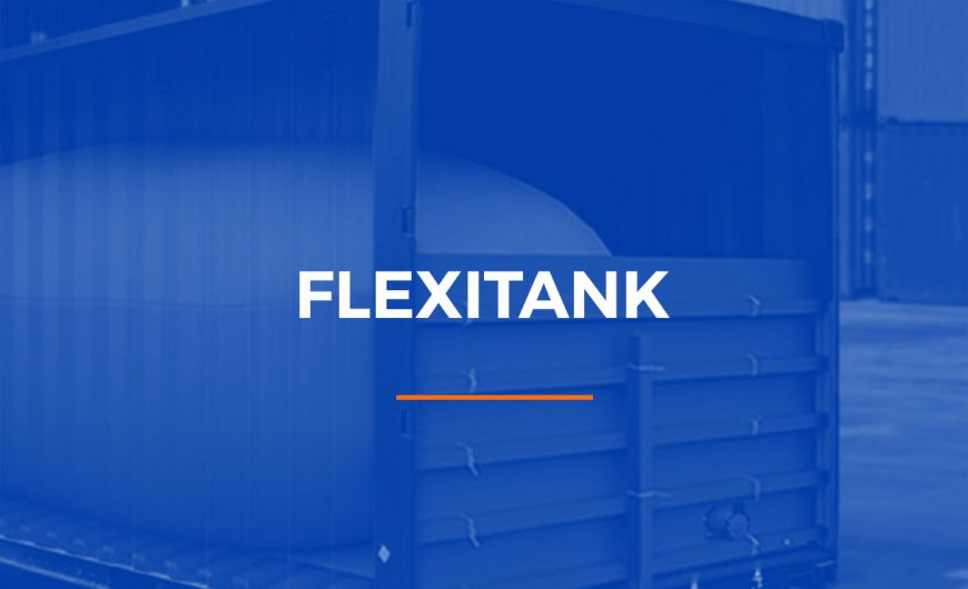 tancomed flexitank service